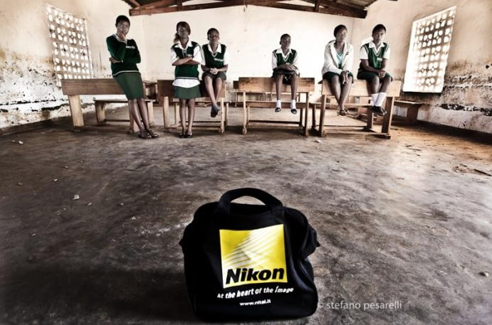 La fotografia nelle scuole del Malawi Youth Photo Perspective