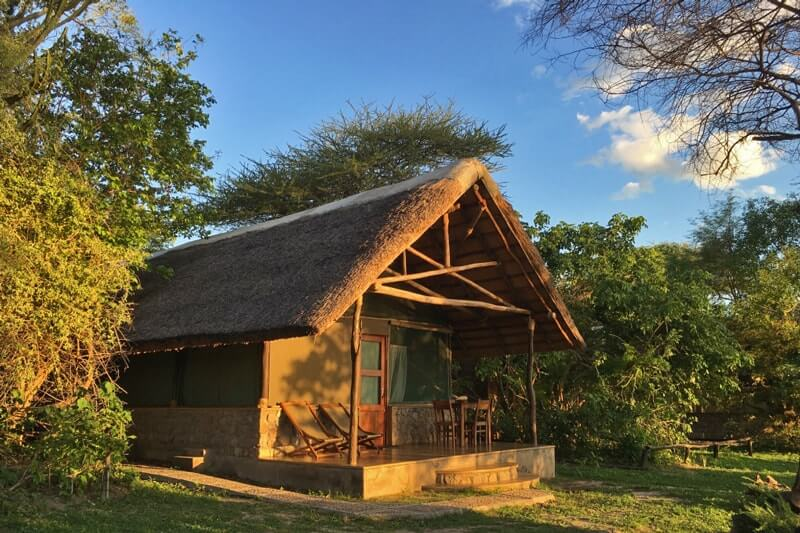 Liwonde national park mvuu camp