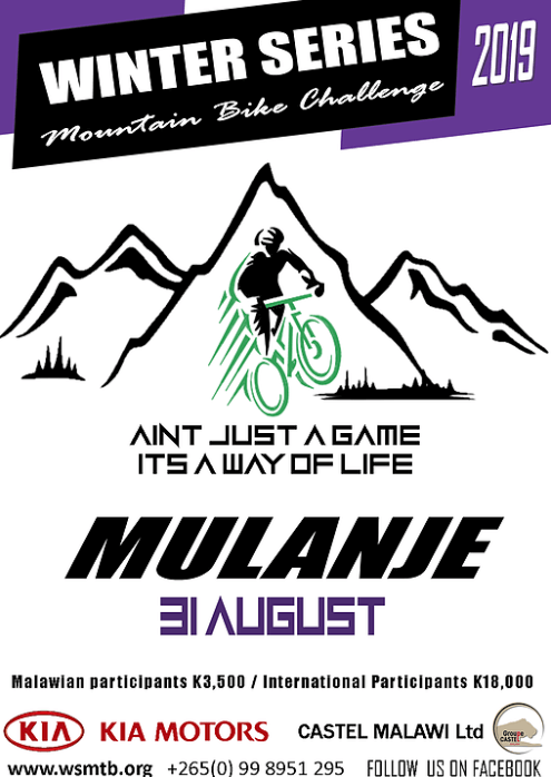 Mulanje Winter Series AfricaWildTruck Malawi Mountain Bike Challenge Race
